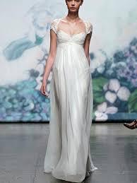 high waist wedding dress empire waist wedding dress jojo shop