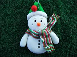 399 best clay snowman images on polymers cold