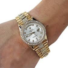 mens bracelet wrist watches images Rolex 18038 wrist for men watch tradesy jpg