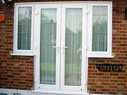 reviews of french patio doors exterior with screens blinds sliding