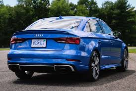 audi rs 3 the 2018 audi rs3 is only bmw m2 competitor in sight gear patrol