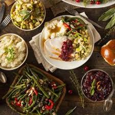 light and healthy thanksgiving sides and desserts thanksgiving