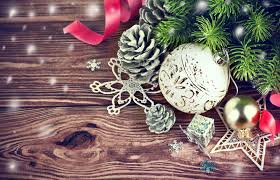 christmas tree branches decoration christmas lights decoration