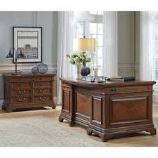 lewis executive desk and file cabinet ebay