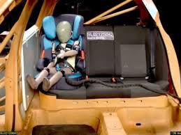 si e auto nania crash test adac 2012 nania beline sp боковой удар манекен q3