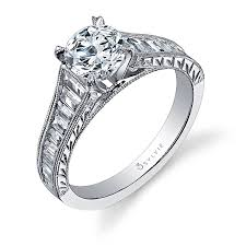 engraved engagement rings images Charlize solitaire engagement ring s1051 jpg