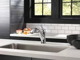 delta white kitchen faucet 14 best the kitchen in black white images on delta