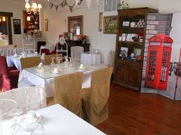 tinas traditional old english kitchen tearoom now open in