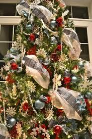 sleigh ride tree white jeffrey alans