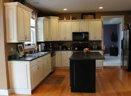 Kitchen Cabinets Before And After Kitchen Cabinet Painted Finishes