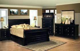 black bedroom furniture set two tone wood bedroom furniture cherry maple 2 tone wood sleigh