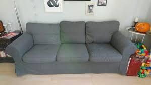 sofa gã nstig kaufen neu ektorp 3er sofa 100 images ikea ektorp 3er sofa cover mobacka