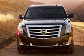 cadillac suv truck used 2015 cadillac escalade suv pricing for sale edmunds