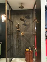 loved brizofaucet u0027s choice of tiles to show off their new litze