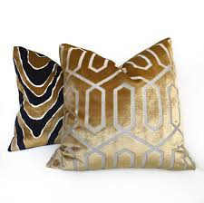 robert allen bengal lattice golden brass geometric italian cut