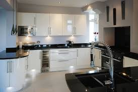White Kitchen Cabinets And Black Countertops Pros And Cons Of Black Pearl Granite Countertops Home And