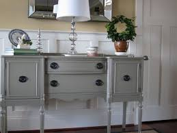 Buffet Tables And Sideboards by Best 25 Painted Sideboard Ideas On Pinterest Mid Century Modern