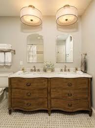 Dresser Turned Bathroom Vanity Best 25 Antique Bathroom Vanities Ideas On Pinterest Bathroom