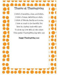 thanksgiving turkey handprint poem and keepsake this is truly my