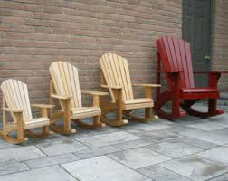 Youth Table And Chairs Adirondack Chair Plans By Thebarleyharvest On Etsy