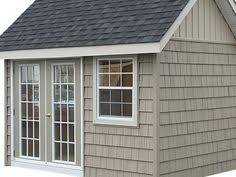 vinyl siding that looks like cedar but requires low