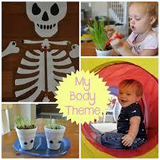 my body u0027 preschool theme preschool and toddler u0027all about me