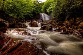 West Virginia rivers images Waterfalls rivers douglas falls usa nature waterfalls river fork jpg