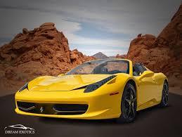 458 rental las vegas las vegas 458 italia convertible rental exotics