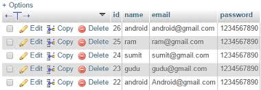 tutorial android user android create user registration form with php mysql insert data
