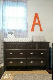 Using A Dresser As A Changing Table Multi Functional Furniture Dresser Diy Show Diy
