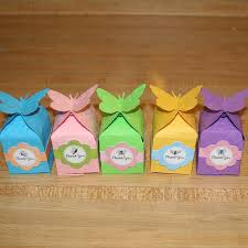 favor box at etsy butterfly party favors box and