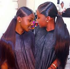 weave hairstyles 1000 images about buns and ponytails on pinterest ponytail