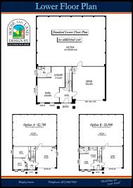Tri Level Floor Plans Burnett Tri Level House And Land Design