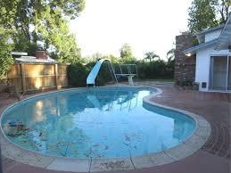pools with slides interior design