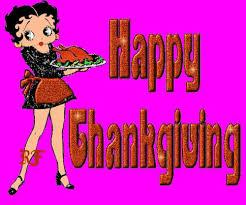 thanksgiving clipart betty boop 3989206