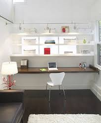 Built In Office Desk Interiors Office Built In Desk Desks Interior Office And