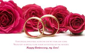 Anniversary Card For Wife Message Best Happy Wedding Anniversary Wishes Images Cards Greetings