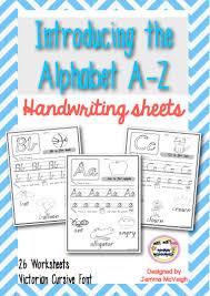 subjects english handwriting alphabet handwriting
