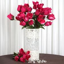 Wholesale Floral Centerpieces by 252 Velvet Rose Buds Wedding Party Flowers Wholesale Bouquets