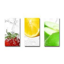 tableau de cuisine moderne tableaux modernes fruits