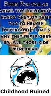 Peter Pan Meme - peter pan memes google search peter pan pinterest peter pans