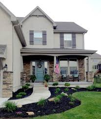 paint colors exterior trim with brick best home design popular