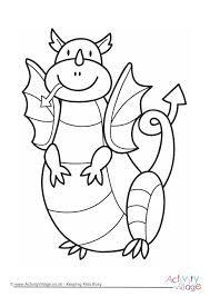 st david u0027s colouring pages