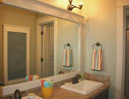 bathroom frame bathroom mirror home design image
