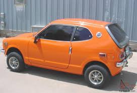 honda 600 600 coupe z600 z orange w mag wheels driver very sharp classic