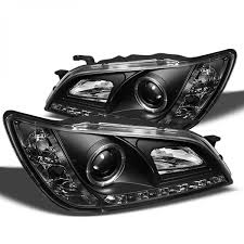 lexus is300 black spyder 2001 2005 lexus is300 headlights