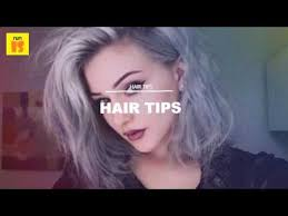highlights for grey hair pictures add highlights to grey hair with these simple ways youtube