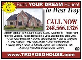 how much to build a house in michigan troy geo house build your dream house in michigan miindia com