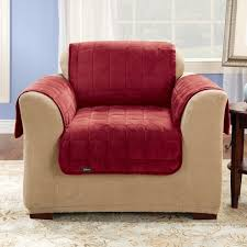 Sure Fit Club Chair Slipcovers Club Chair Slipcovers Chair Design