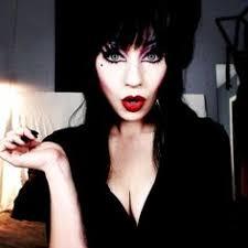 elvira costume instagram post by sugarpill cosmetics sugarpill elvira makeup